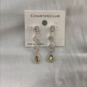 Charter Club earrings